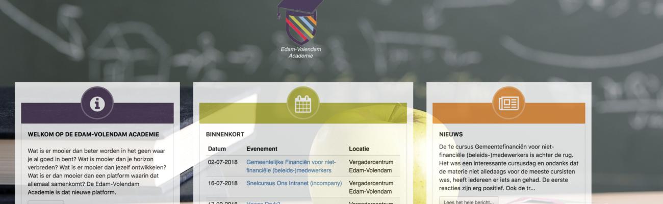 Edam-Volendam Academie